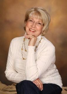 Gail Showalter posing