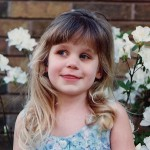Amanda at about 5 years old