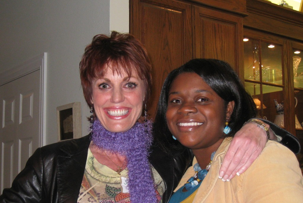 Stephanie and Sherita