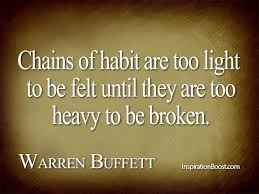Quote by Buffett