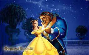 Beauty & the Beast dancing