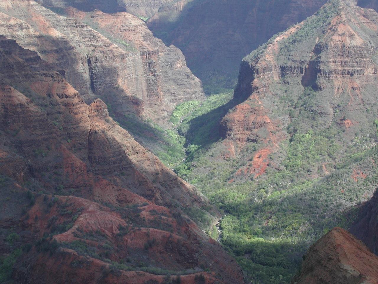 Valley in Hawaii