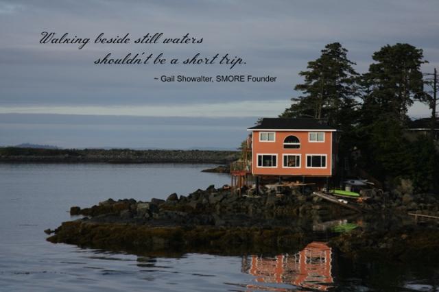 House on coast of Norway