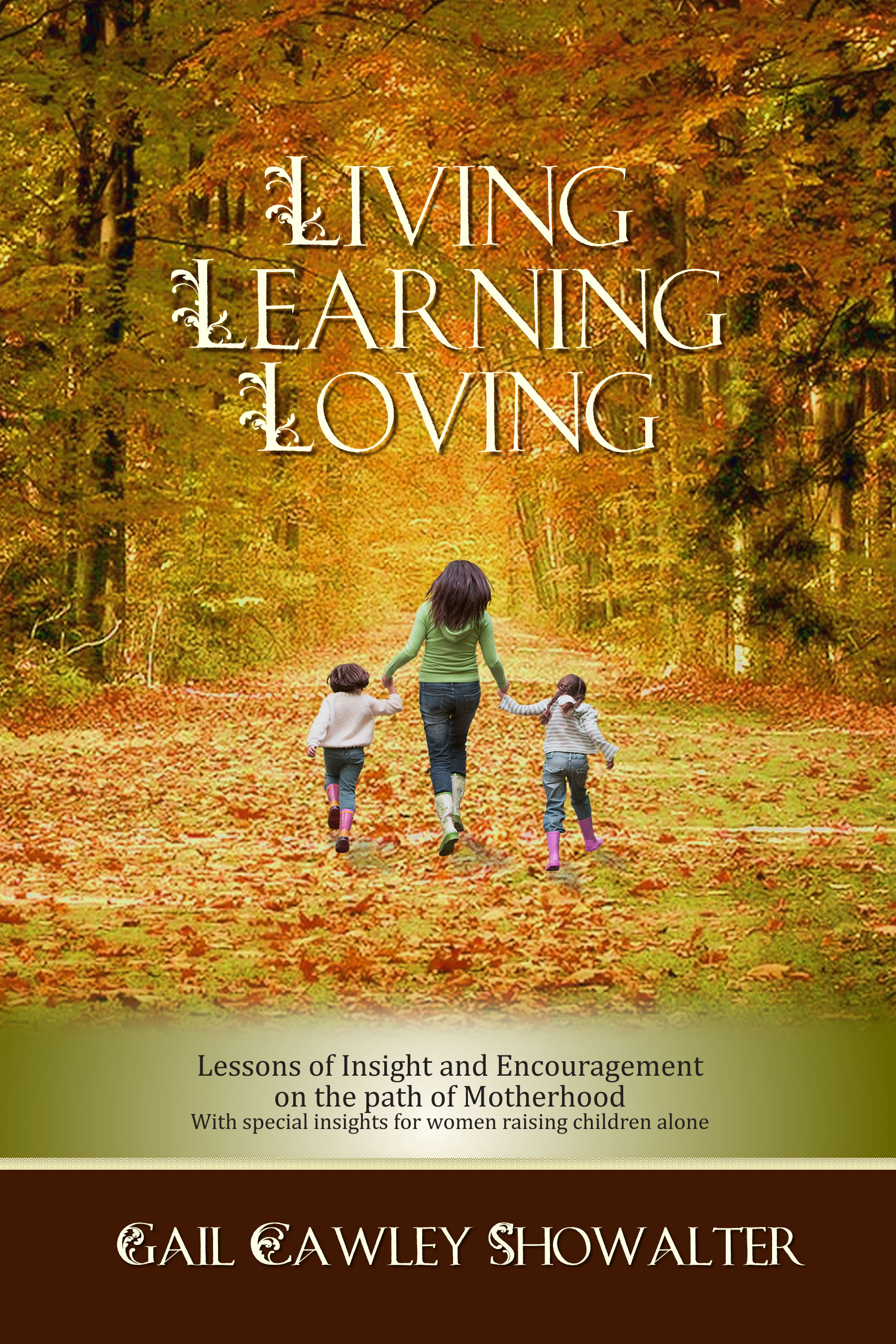 Living Learning Loving book cover