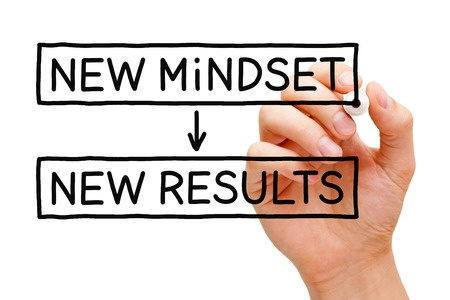 New mindset pointing to new results drawn from behind